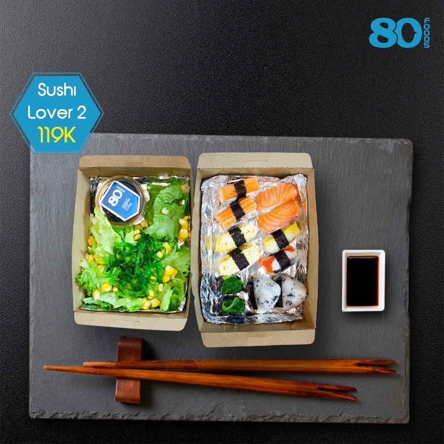Sushi Lover 2
