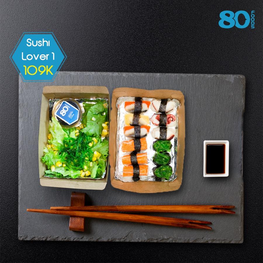 Sushi Lover 1