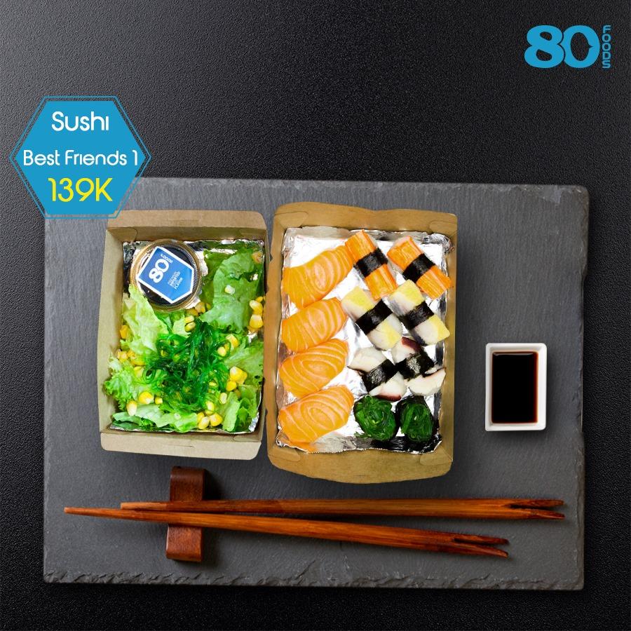 Sushi Best Friends 1