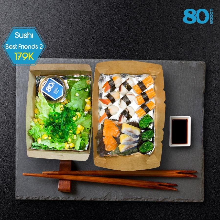 Sushi Best Friends 2