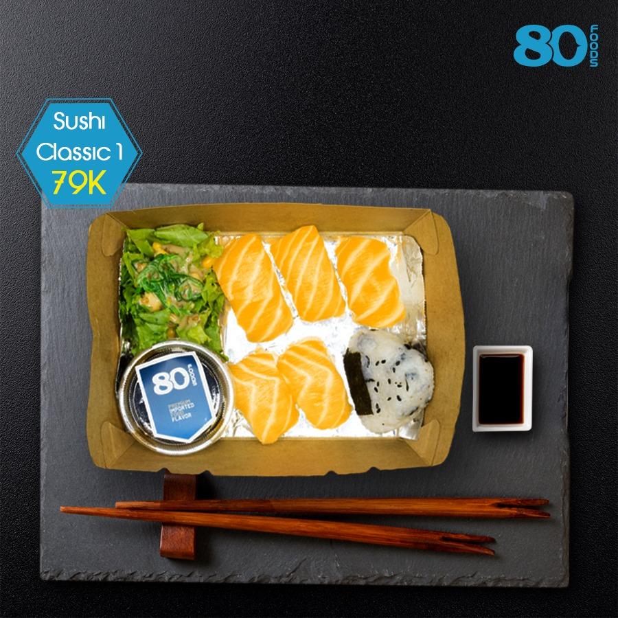Sushi Classic 1