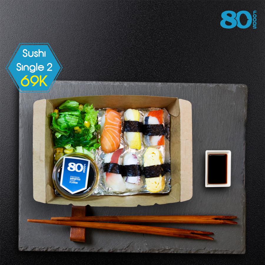 Sushi Single 2
