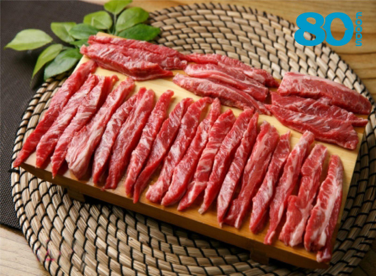Dẻ sườn non bò Mỹ rút xương Crown Premium (300gram)