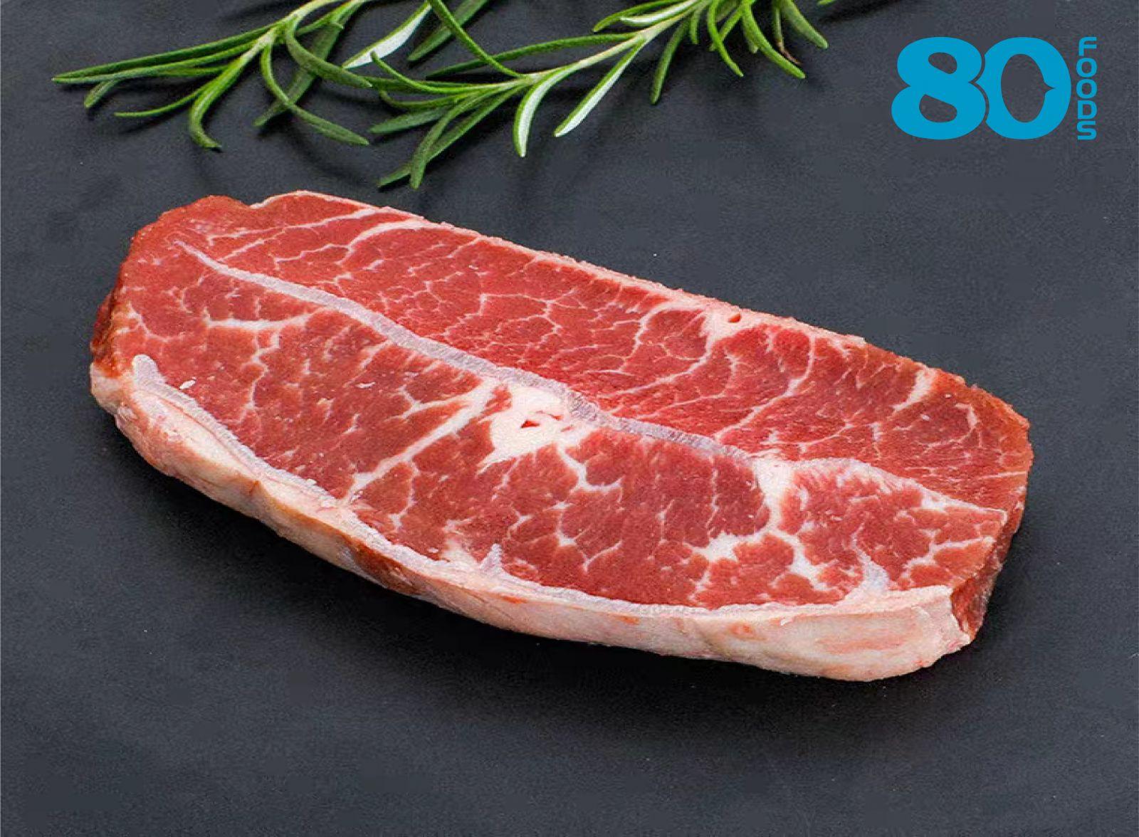Lõi vai bò mỹ cắt nướng (500gram)