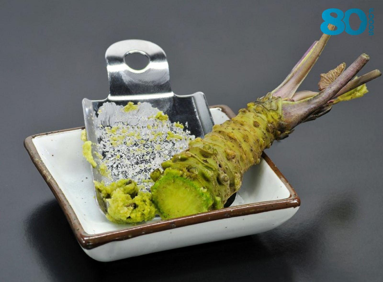 Mù tạt tuyp NERI WASABI S&B Nhật Bản