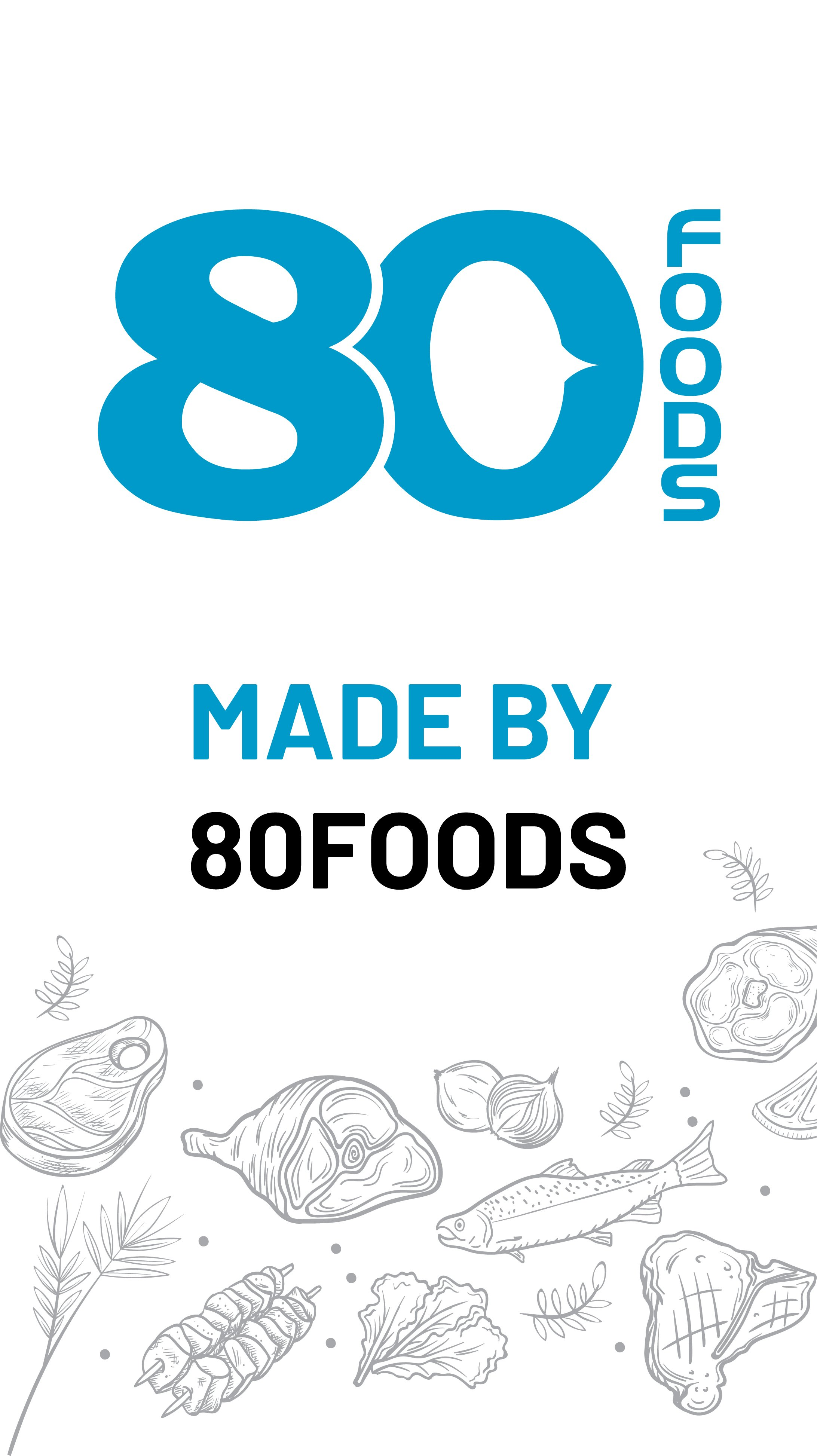 Sản phẩm made by 80FOODS
