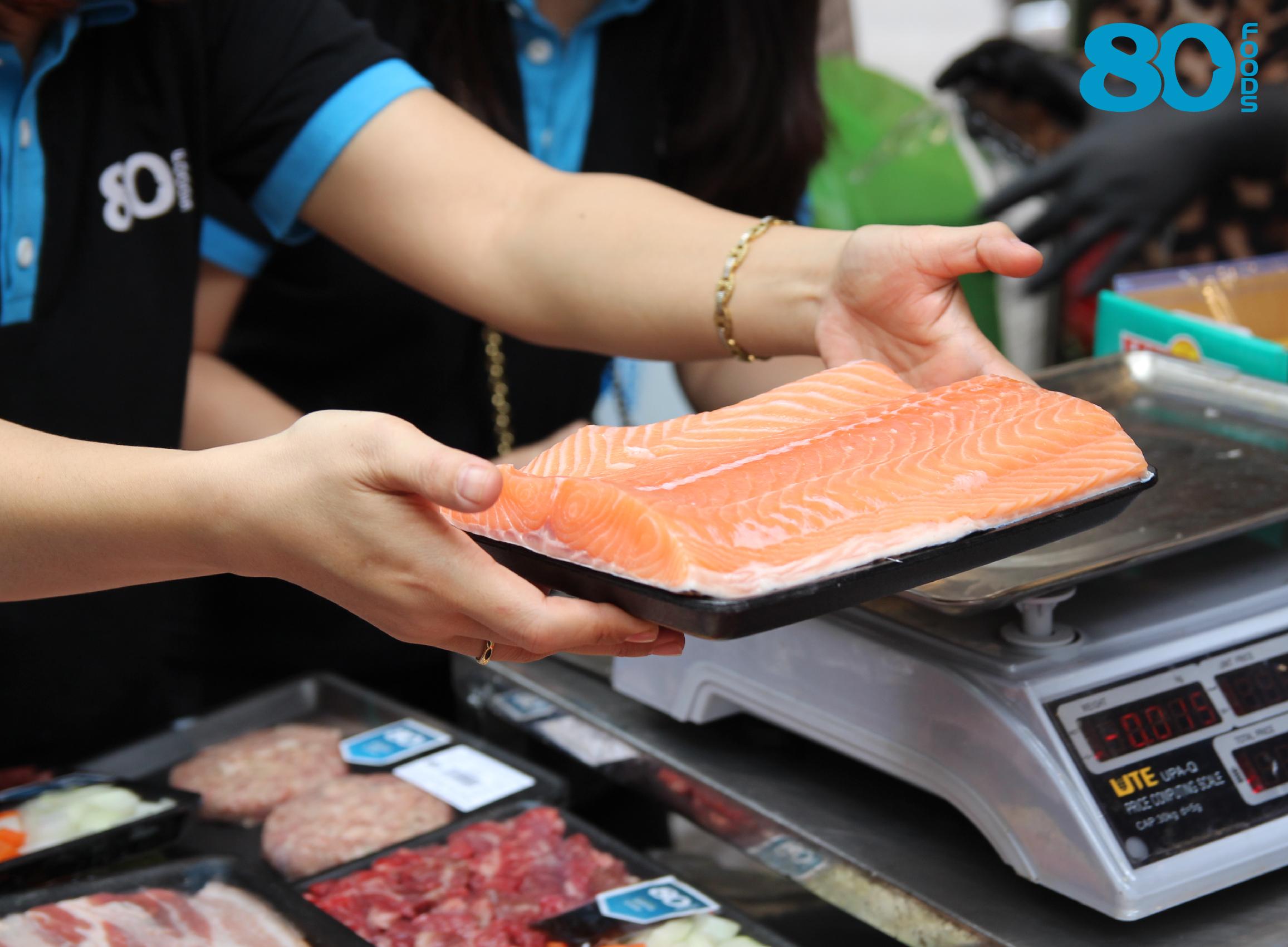 Cá hồi NaUy Organic có điều gì đặc biệt so với cá hồi NaUy thường?