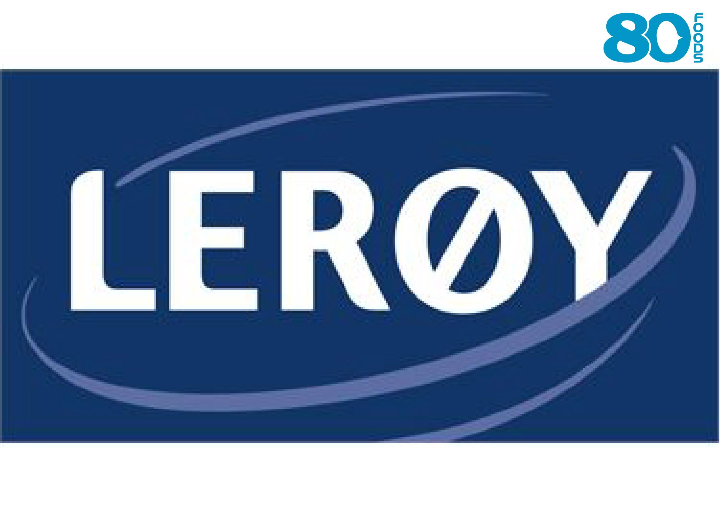 Cá hồi NaUy Leroy - Thương hiệu hàng đầu thế giới được 80FOODS tin tưởng
