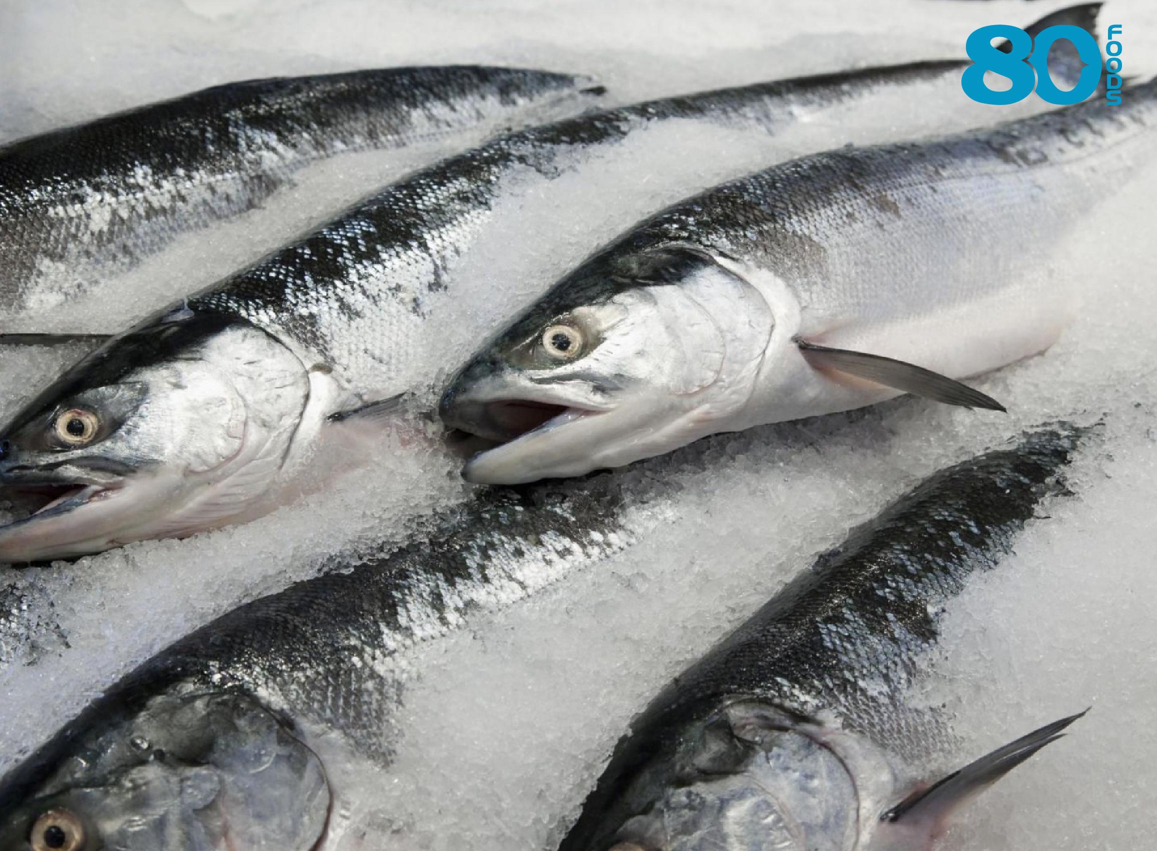 Cá hồi NaUy Organic nhập khẩu đạt Châu Âu